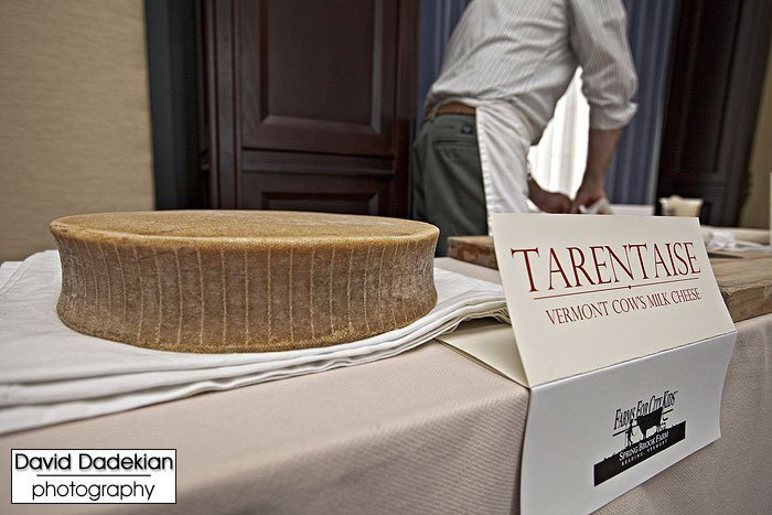 Farms For City Kids Tarentaise Vermont Cow's Milk Cheese
