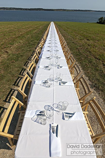 The Outstanding in the Field table