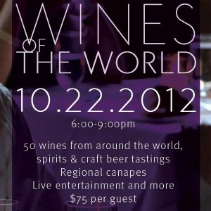 Gracie's Wines of the World