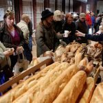 Seven Stars Bakery of Providence at Pawtucket Wintertime Farmers Market. Photo courtesy of Farm Fresh RI