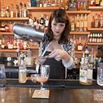 Cook & Brown Public House Bar Manager Jennifer Ferreira