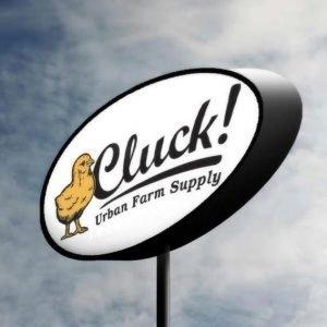 Cluck! Urban Farm Supply